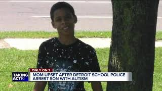 13-year-old boy with autism handcuffed, arrested after pulling fire alarm at school