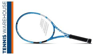 Babolat Pure Drive Tour Racquet Review