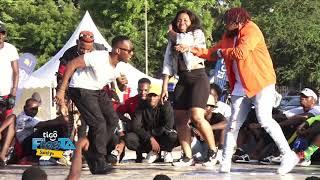 FULL VIDEO: Makundi Yalivyo Chuana Vikali Kwenye Dance La Fiesta Viwanja vya Posta