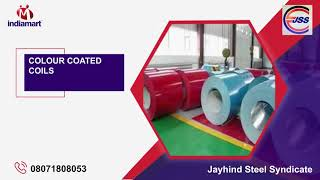 Galvanised Coils And G.C. Sheets Wholesale Trader