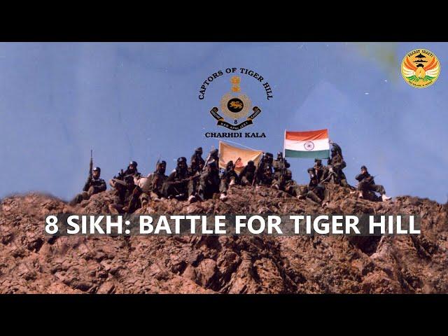 8 Sikh: Battle for Tiger Hill