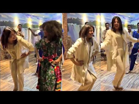 Priyanka Chopra Ethiopia Dance Video