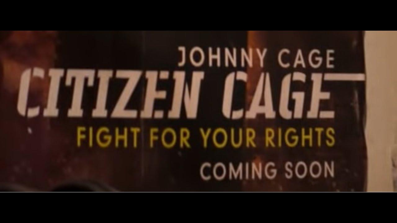 Johnny Cage (Mortal Kombat)