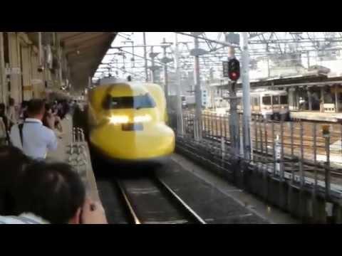 東海道新幹線発着シーン・走行シーンまとめ  Central Japan Railway Company   Shinkansen