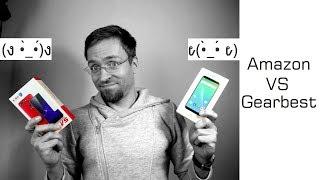 55€ Amazon Smartphone VS 55€ China Import Phone = ??? - Moschuss.de