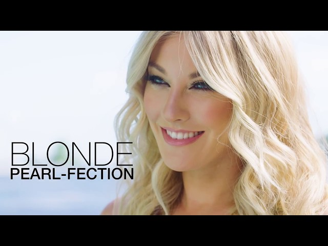 Blonde Pearl-fection Technique with LumiShine