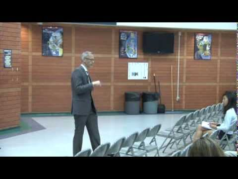 Town Hall with Rockwood Superintendent Dr. Eric Knost - April 15, 2015