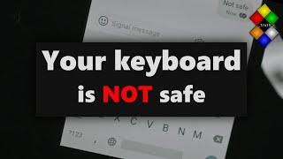 Is Your Keyboard Spying on You? screenshot 2