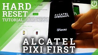 Hard Reset Alcatel Secure Phone - Bikeriverside