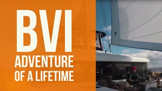 BVI Vacation of a Lifetime on a Lagoon 52