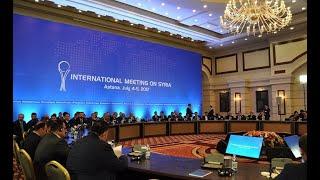 Daily Sabah: в Казахстане начались переговоры по урегулированию в Сирии. ИноСМИ, Россия.