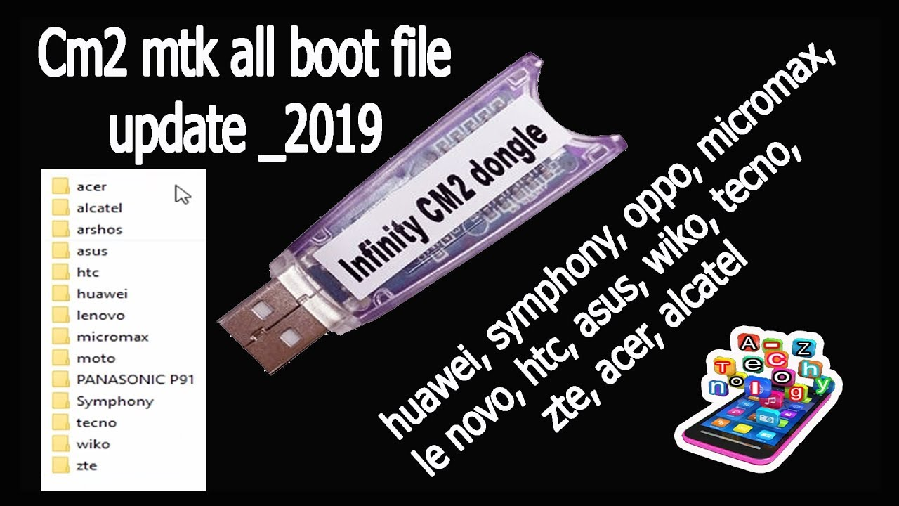 Cm2 mtk all boot file update _2019   huawei,symphony, oppo, micromax,  lenovo, htc, asus, wiko,