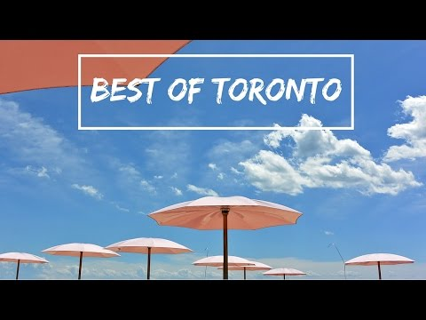 TOP 10 FREE INSTAGRAM SPOTS IN TORONTO