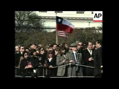 USA: WASHINGTON: CHILE