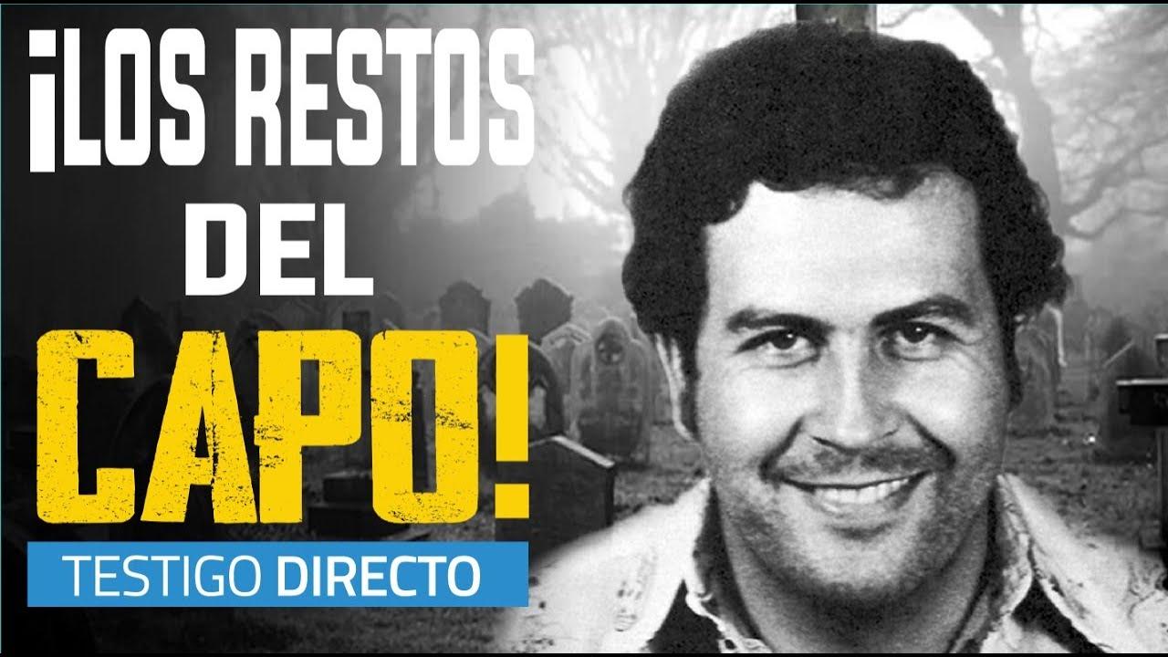 Pablo Escobar: ¿suicidio o asesinato? - Testigo Directo