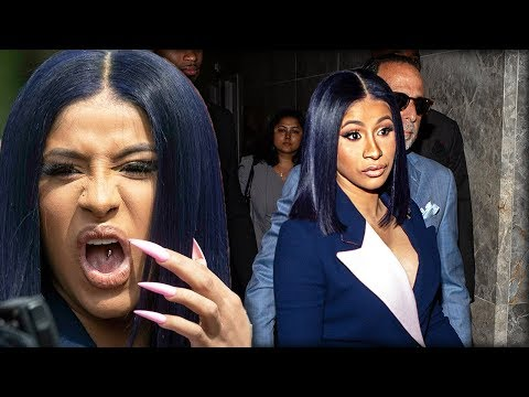 Cardi B Blasts Meek Mill&39;s Lawyer For Mocking Her Court Outfit