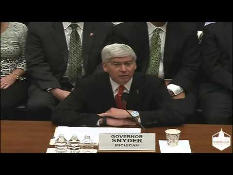 Examining Federal Administration of the Safe Drinking Water Act in Flint, Part 3, Part 2
