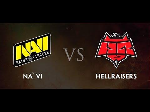 NaVi Teamspeak Vs HR @ESL ESEA Pro League (Flamie PoV)