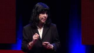 The dolphin in the mirror: Diana Reiss at TEDxBrussels