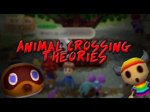 Creepy Animal Crossing Theories
