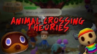 Creepy Animal Crossing Theories