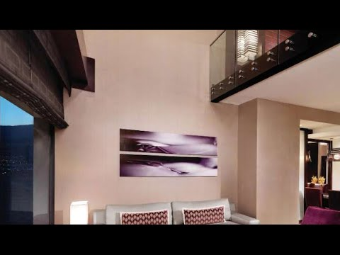 Vdara Las Vegas Two Bedroom Loft YouTube Gorgeous 2 Bedroom Loft