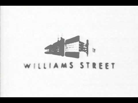 Very first Williams Street logo (1999)
