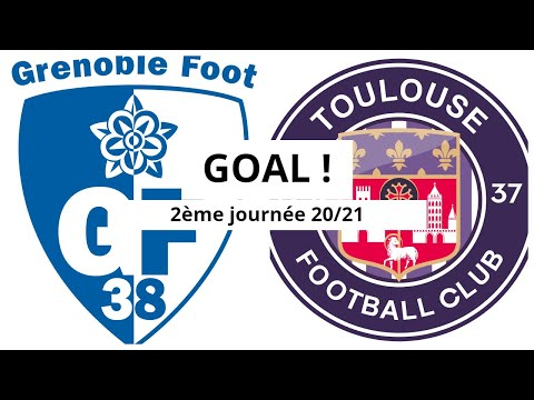 Grenoble Toulouse Goals And Highlights