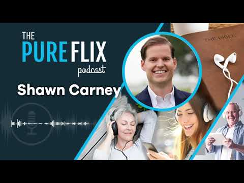 Shawn Carney Discusses UNPLANNED On The Pure Flix Podcast