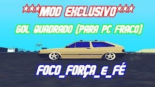 MoD Gol Quadrado GTA San Andreas (PC FRACO)- By: PaToLiNoo_3D