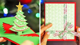25 DIY CUTEST CHRISTMAS CARDS …