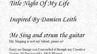 Damien Leith - Night of my life -  (Cover song)
