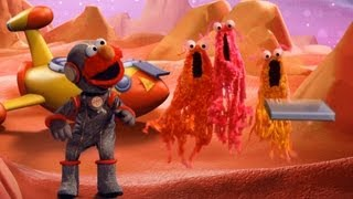 "Sesame Street: Elmo The Musical - ""Pizza Box Dance"""