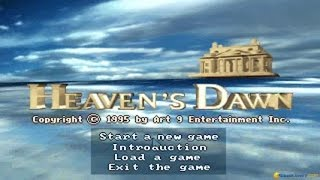 Heaven' s Dawn gameplay (PC Game, 1995)