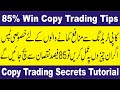 how To Copy Trade Forex How To Use Copy Trading In Forex ...