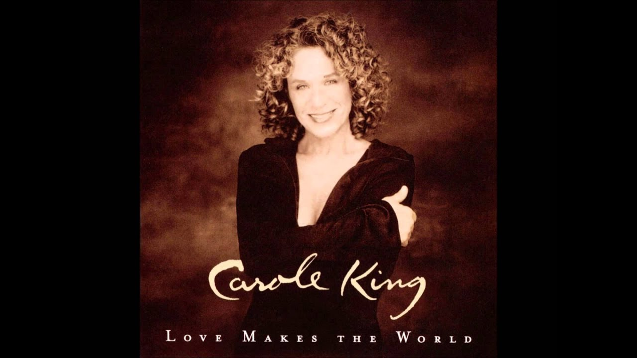 Carole King The Reason Back Vocals By Celine Dion Youtube