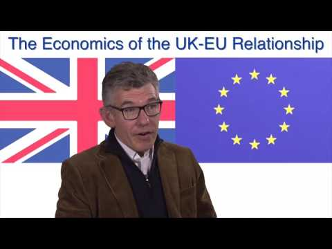 The Economics of the UK-EU Relationship: Angus Armstrong