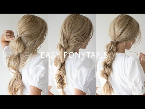 how-to:-braided-ponytail-hairstyles-👱🏻‍♀️-everyday-hairstyles