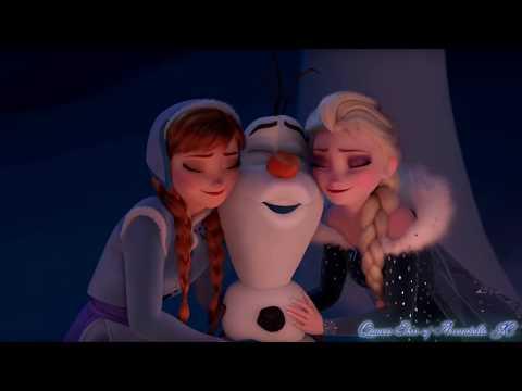 When We're Together Lyrics Video (Olaf's Frozen Adventure)