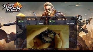Chơi game Tập Kích Mobile trên đồng hồ thông minh Thor