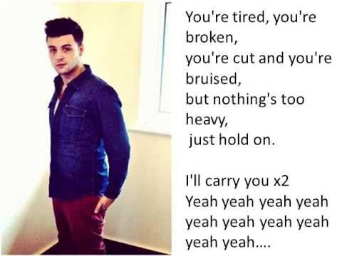 Union J  Carry you - lyrics