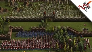 Cossacks 3 - 7P FFA NEIGHBOURS AT WAR | Multiplayer Gameplay