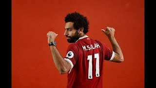Mo Salah - Goals/Skiils - 2017/18