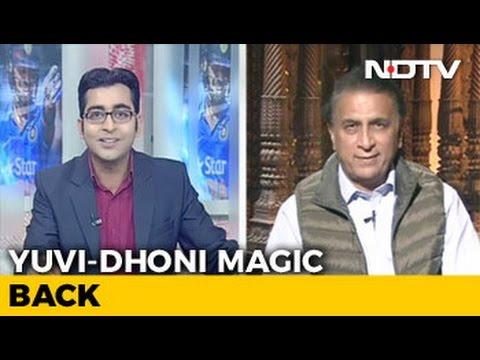 India's Bowling in Cuttack Was 'Top Class': Sunil Gavaskar