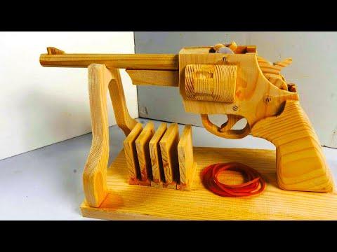 DIY - How To Make A Wooden Anaconda   Creative wood