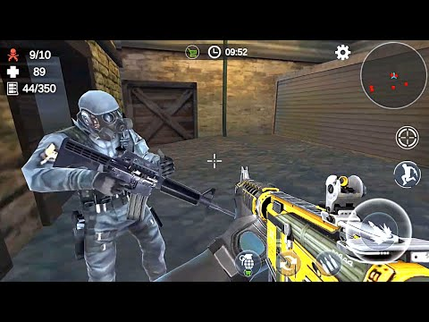 Zombie 3D Gun Shooter- Real Survival Warfare - Android Game Gameplay Part 3