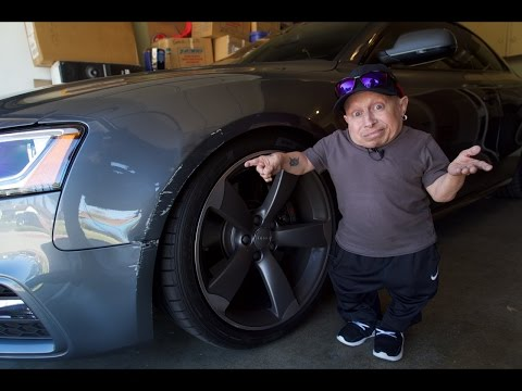 I Crashed My Car! | Verne Troyer
