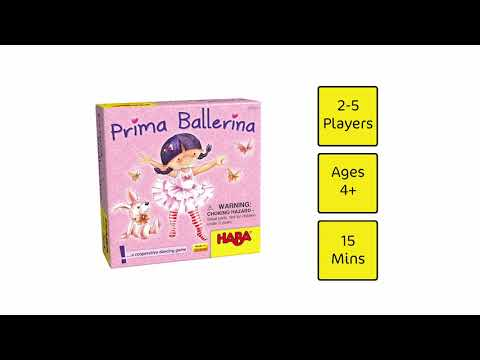HABA 303153 Prima Ballerina YouTube