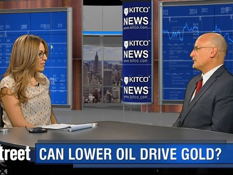 Road to Investing Success Paved With Gold, Not Oil? Bloomberg Intelligence | Kitco News
