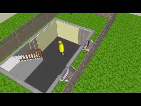 Interior Basement Waterproofing | Basement Waterproofing From Inside